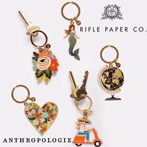 Anthropologie Keychain